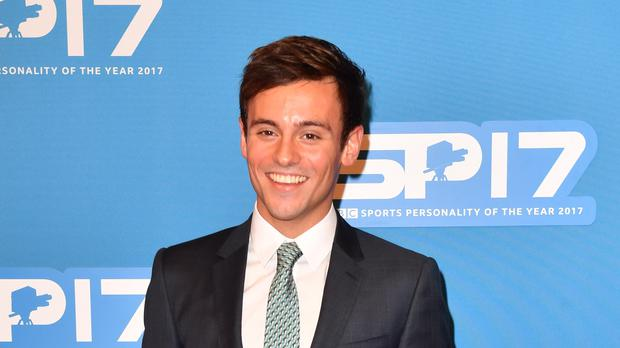 Tom Daley is to be a father (Anthony Devlin/PA)