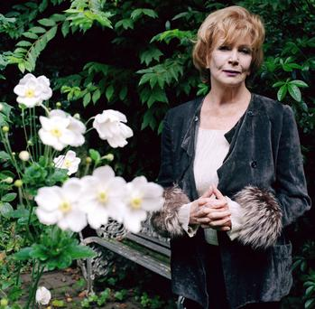 Edna O'Brien is to receive the Pen/Nabokov Award for her achievements across seven decades in literature. Photo by Eamonn McCabe/Getty Images.