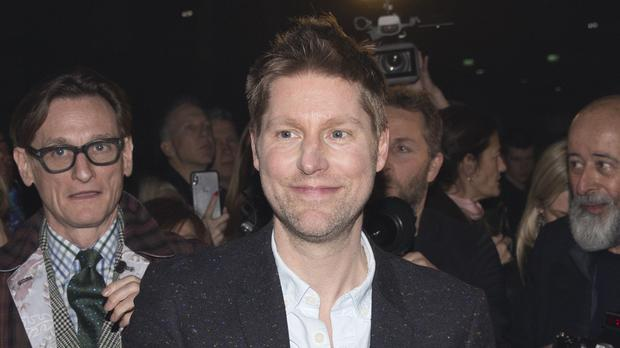 Burberry creative director and former CEO Christopher Bailey (Isabel Infantes/PA)