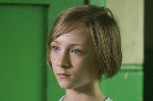 Saoirse Ronan was just 12 in her break out role in Atonement
