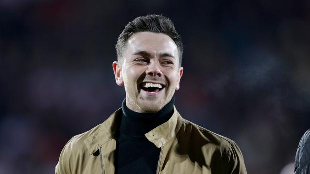 Ray Quinn is to take the lead role in Summer Holiday (Richard Sellers/PA)
