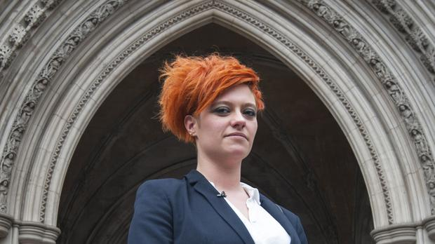 Jack Monroe quits Twitter 'for the good of my mental health' after trolling (Lauren Hurley/PA)