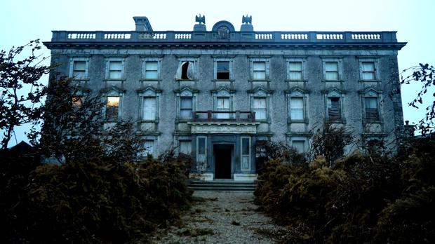 Loftus Hall, where the horror was filmed