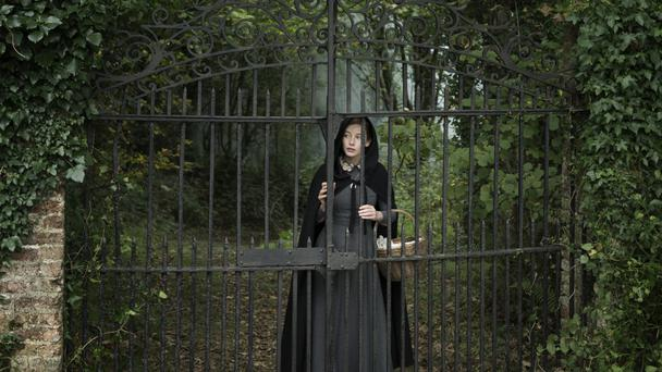 Sister act: Charlotte Vega plays an adventurous sibling in The Lodgers