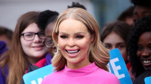 Katie Piper (Isabel Infantes/PA)