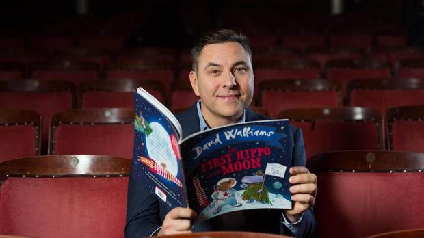 David Walliams (David Parry/PA)