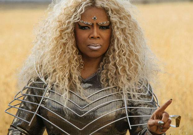 Which craft: Oprah is terrifying as Mrs Which
