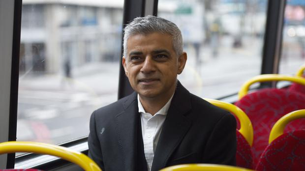 Mayor of London Sadiq Khan (Kirsty O'Connor/PA)