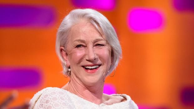 Dame Helen Mirren is part of a new anti-malaria campaign (PA)
