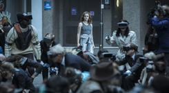 Reality bites: Olivia Cooke as Art3mis in Steven Spielberg's Ready Player One