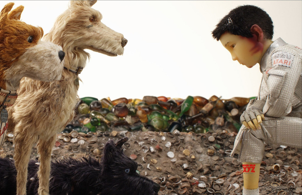 Paws for thought: Isle of Dogs is a quintessential Wes Anderson film