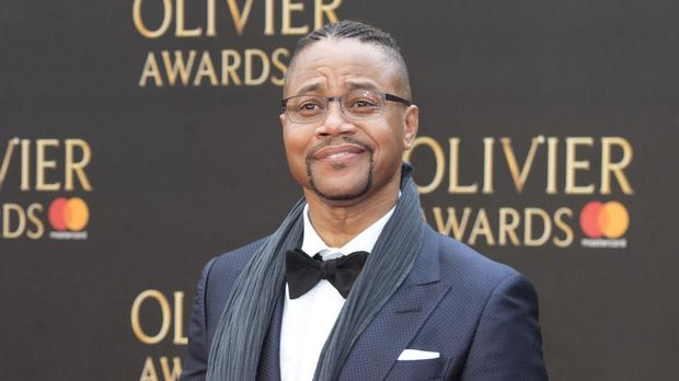 Cuba Gooding Jr is starring in Chicago on London's West End (Isabel Infantes/PA)