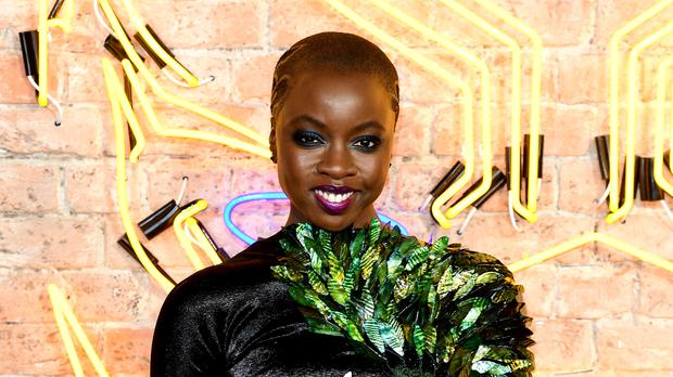 Black Panther star Danai Gurira's play The Convert will run at London's Young Vic Theatre (Ian West/PA)