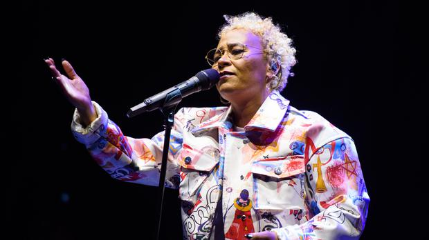 Emeli Sande has spoken about losing a friend to breast cancer (Matt Crossick/PA)