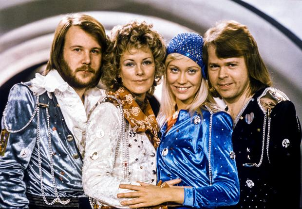 Knowing me, knowing you: Benny Andersson and Anni-Frid Lyngstad, and Agnetha Fältskog and Björn Ulvaeus were married couples