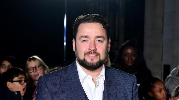Jason Manford's set was cut short after a fan collapsed (Ian West/PA)
