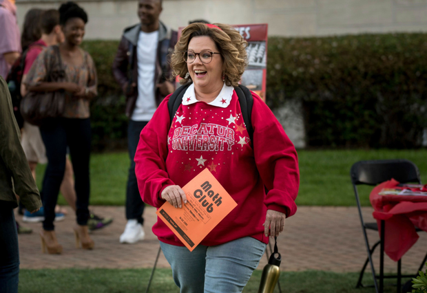 Back to school: Melissa McCarthy in Life of the Party