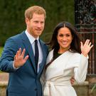 Couple of the year Harry and Meghan. Photo: Dominic Lipinski/PA