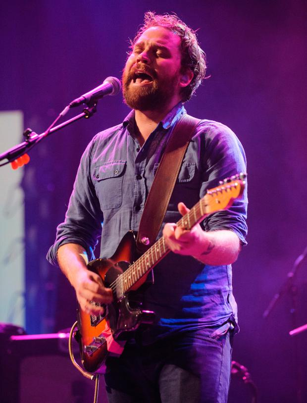 INDIE STAR: Scott HutchisonTANSEY,