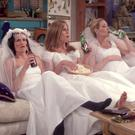 Beer we go: How Monica, Rachel and Phoebe from Friends might have watched the wedding of Harry and Meghan