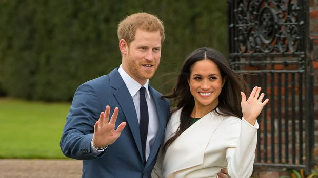 Which celebrities will be attending the wedding of Prince Harry and Meghan Markle? (Dominic Lipinski/PA)