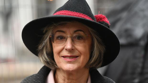 Maureen Lipman fainted on stage (Dominic Lipinski/PA)