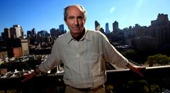 DIVISIVE FIGURE: Philip Roth in New York in 2010. Photo: Eric Thayer/Reuters