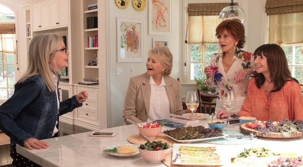Page burner: Top cast can't save Book Club