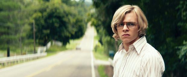 Psychological tipping point: Ross Lynch in the title role of My Friend Dahmer