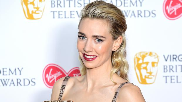 Vanessa Kirby has been photographed for a new campaign for the charity War Child (Ian West/PA)