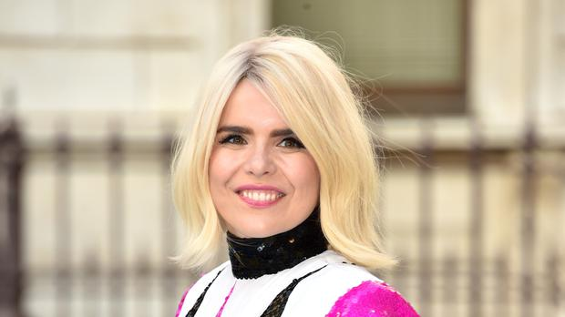 Paloma Faith at the Royal Academy of Arts (PA)