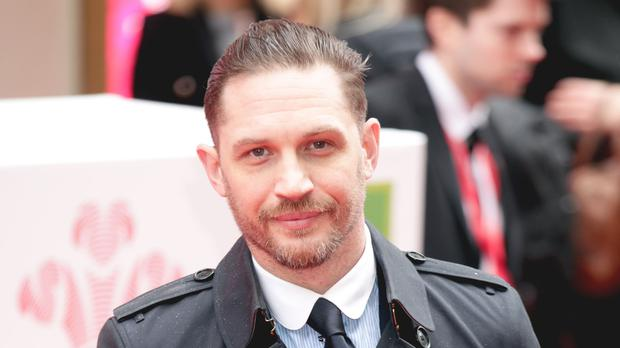 Tom Hardy is made a CBE in the Queen's Birthday Honours (Yui Mok/PA)