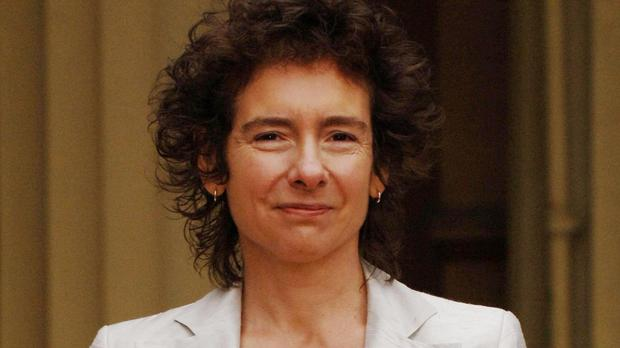 Jeanette Winterson said the arts are a means of connection (Fiona Hanson/PA)