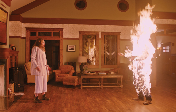 Going down in flames: Hereditary is fantastic until it falls into the usual horror movie traps