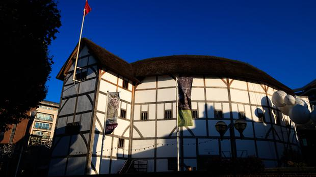 Shakespeare's Globe Theatre, Bankside, south London (John Walton/PA)