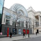 File photo dated 29/4/2013 of the Royal Opera House as security staff at the Covent Garden venue in London are to be balloted for strikes in a dispute over pay.