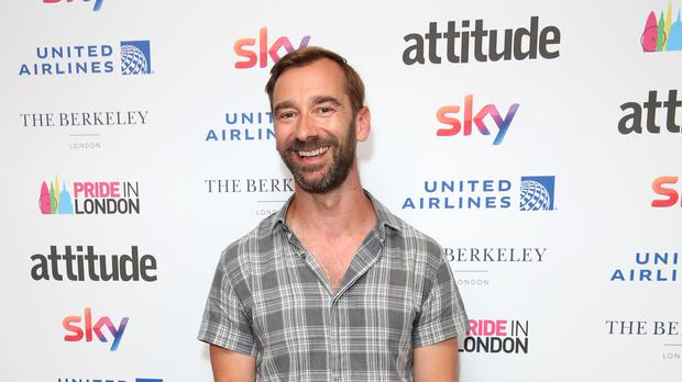 Charlie Condou welcomes Pride London and World Cup clash as 'pride of lions' (Isabel Infantes/PA)