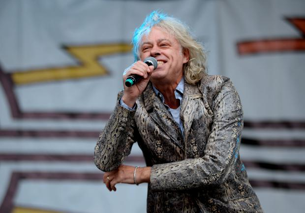 Retro or not, Geldof and his band are always a joy to watch on stage