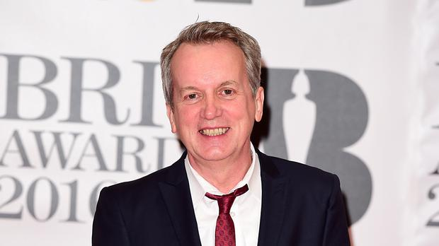 Frank Skinner created football anthem Three Lions along with David Baddiel and The Lightning Seeds (Ian West/PA)