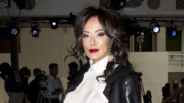 Nancy Dell'Olio at 56: I attract younger men as I keep getting younger myself (Isabel Infantes/PA)