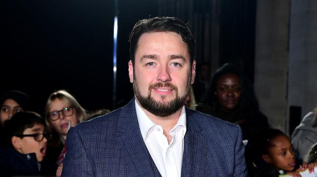 Jason Manford has postponed his comedy show (Ian West/PA)