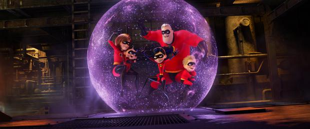 Family fortunes: Incredibles 2 is on a par with the first movie