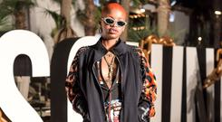 Slick Woods said Rihanna always leaves her in 'tears' (Owen Kolasinski/BFA/REX/Shutterstock)