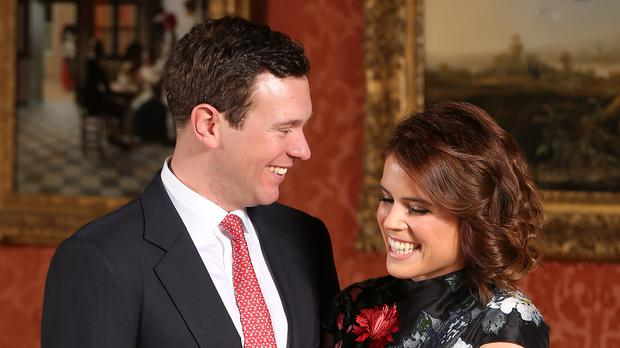 Princess Eugenie and Jack Brooksbank will get married in the autumn (Jonathan Brady/PA)
