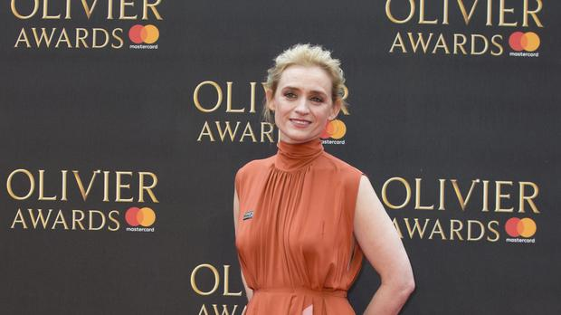 Anne-Marie Duff (Isabel Infantes/PA)