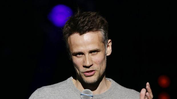 Richard Bacon has revealed he came 'incredibly close' to death as he battled a mystery illness over the summer (Yui Mok/PA)