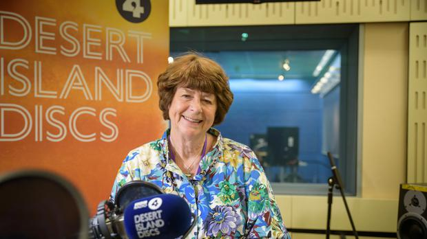 Pam Ayres has said wining Opportunity Knocks contributed to her being pigeon-old during her career. (Amanda Benson/BBC)