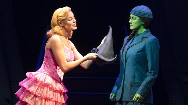 Wicked has been running in the West End since 2006 (Wicked)