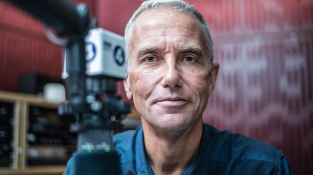 Eddie Mair bows out of BBC without 'fuss or faff' in low-key final show (BBC/PA)