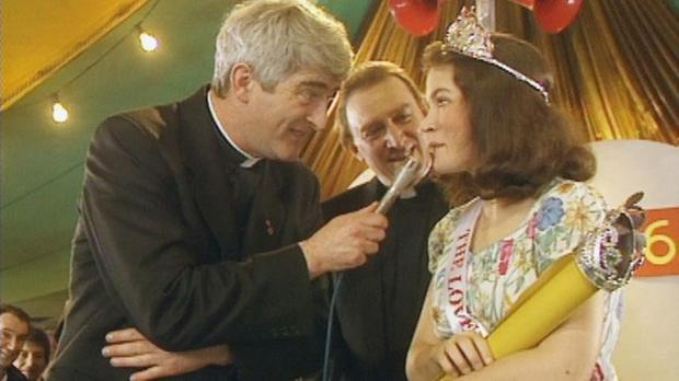 Getting a bit old: It's 20 years since 'The Lovely Girls' episode aired